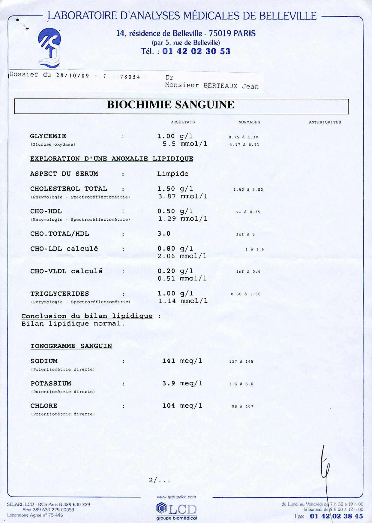 Ressource - Cabinet analyses medicales ...